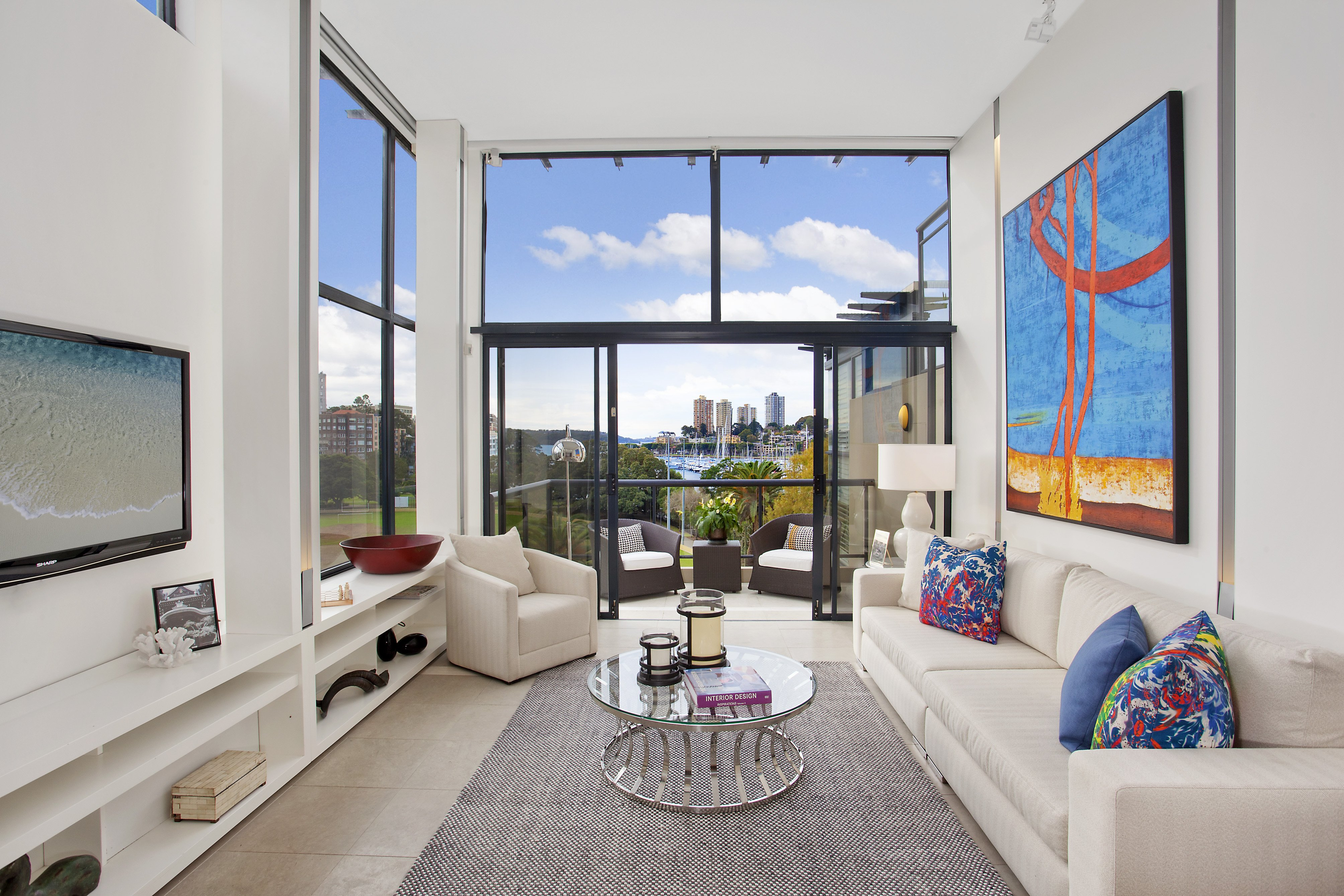 "Penthouse 609 ""Marina One"" Rushcutters Bay – SOLD"